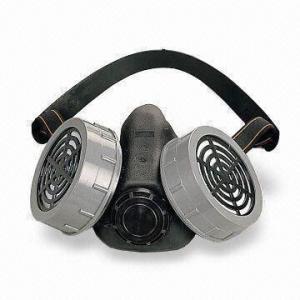 China Half-mask Respirator with Durable Elastic Adjustable on sale