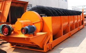 China 380V High Weir Spiral Classifier , Mining Classifier Equipment on sale