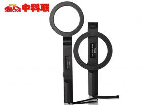 China Body Safety Checking Portable Metal Detector Light and Vibration Alarm Airport Use on sale