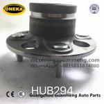 [ONEKA] HUB294 42200-SAA-E02 42200-SAA-E03 42200-SEL-T51 HUB294-3 28BWK19A REAR WHEEL HUB UNIT WITHOUT ABS FOR HONDA FIT