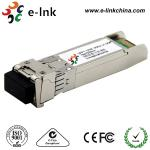 Consommation optique de puissance faible de module d'émetteur-récepteur de l'interface 1000base Lx/T SFP de LC