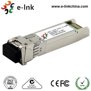 China LC Optical Interface 1000base Lx / T SFP Transceiver Module Low Power Consumption on sale