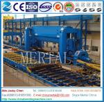 Mahine do rolamento da tubulação da transmissão do petróleo e gás MCLW11G-40*12000, para a formação da tubulação