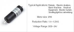 China Large Bearing Capacity Geared Motors EL16P-CL AC Geared Motors on sale
