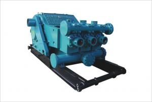 China Advanced Structure Drilling Mud Pumps / Drilling Rig Mud Pumps For Oilfield Oil Drilling on sale