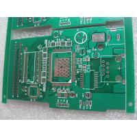 SMT OSP Thru-hole Immersion Gold electronic circuits single-sided BGA pcb