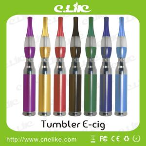 China Various Colors Tumbler Tank Atomizer with Large Capacity Battery E-Cigarette Tumbler Kit on sale