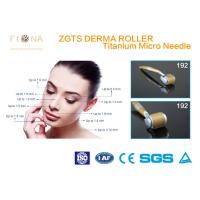 Stainless Zgts Micro Derma Pen Titanium 192 Needles Wrinkle Removal For Beauty Spa