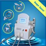 China RF Nd Yag Laser 3 In 1 Multifunction Beauty Machine Tattoo / Wrinkle Removal wholesale