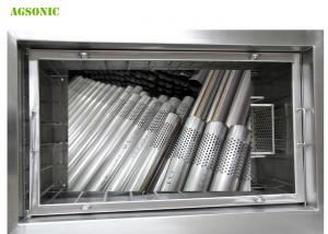 China Pipe And Tube Cleaning Equipment Removal Of Oils Chips And Particulate on sale