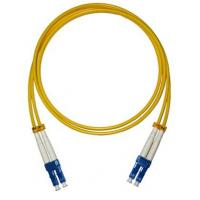 China FC - SC LC-ST 3m / 5m Fiber Optic Patch Cord Single Mode / Multimode For Military on sale