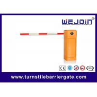 China Heavy Duty Vehicle Parking Barrier Gate 1S Speed For Automatic Car Parking System on sale