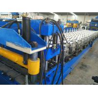 28-207-828 Roof Tile Roll Forming Machine Metal Sheet Panel Roll Former Steel Profiling Equipment
