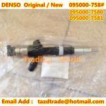 Inyector original 095000-758#/095000-7580/095000-7581/23670-0G040 Toyota apto de DENSO /New