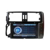 7inch Car Dvd Player / Mmc / Fm / Navigation System Stereo For Toyota Prado 150 Series Cr-8903