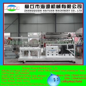 China CHINA Jinan professional floating fish feed pellet processing machine on sale