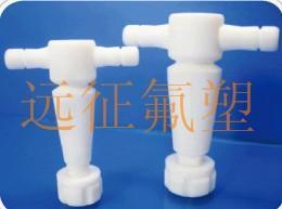 China Stopcock Replacement Plug, Teflon, Straight Bore on sale