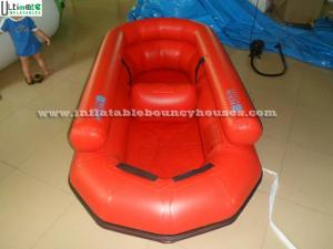 China Custom Made Lake Inflatable Rubber Boat / Certified Lead Free Material Inflatable Speed Boat on sale