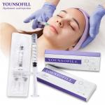 hot sale 1 ml syring hyaluronic acid injection Hyaluronic Acid Dermal Fillers