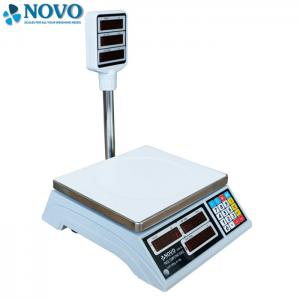 China OEM Digital Pricing Scale , Reliable Weighing Scales Long Life Span CE Approval on sale