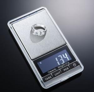 China Electronic Laboratory Portable Digital Scale , Digital Bathroom Scale With Chrome Plating on sale