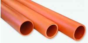 China CPVC Electrical Conduit Pipe for Cable Protection on sale
