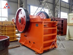 China Rock crushing plant Instruction Manual mining jaw crusher For Granite Crushing Machine With Spare Parts Supply on sale