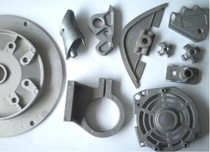 China OEM Silvery Custom Die Cast Aluminum For Household Appliance / Electronic Devices on sale