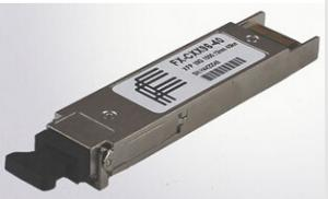 China XFP DWDM Double LC Optical Transceiver Module Huawei switches routers on sale