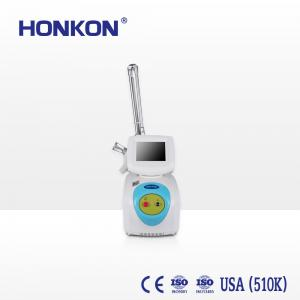 China German CPG RF CO2 Fractional Laser Beauty Machine for Various Scars with Minimum Focal Spot Diameter on sale
