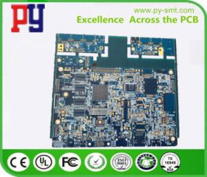 China PCB Security Electronics PCB Design 1.2MM for Ping You PCB on sale