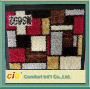 China Decorative Nonwoven Car Carpet Backing PET , Home Carpet Cloth on sale