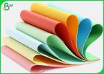 80GSM Red Color Green Color Uncoated Woodfree Paper For DIY Origami