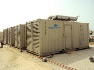 China Power World - cummins series diesel generator set on sale