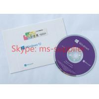 Windows 10 Proffesional 64 Bit Product Key OEM Box Multi Language , Windows 10 Retail License