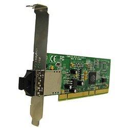 China PCI 100Mbps SFP Fiber Optic Ethernet Lan Card on sale