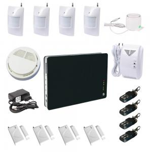 China GSM Home Alarm System Kit(Support iOS and Android Application)  on sale