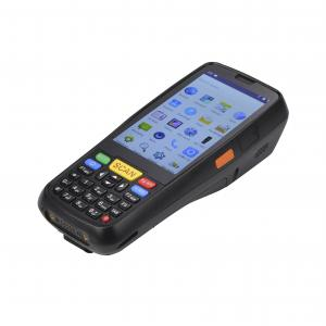 China P6S Wireless Bluetooth PDA Barcode Scanner 4 Inch LCD Display 32GB SD/TF on sale