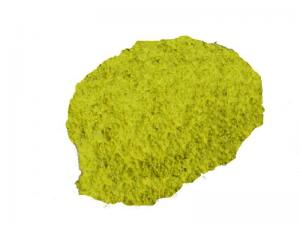 China Cas 5089 22 5 Optical Brightener Powder Pistachio Granule Soluble In Water Easily on sale