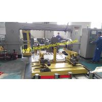 Automatic micro-control Hydraulic Wheel Press machine, Wheelset Mount/Demount Press for railway vehicles