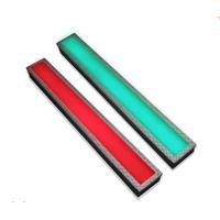 LED Underground Zebra Crossing Pedestrian Design Luminous Uniform Soft Not Dazzling Red Green Buried Line Lamp