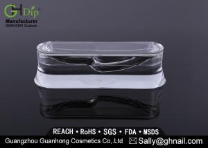 China Durable Dip Powder Jar Acrylic Mold French Dip Tray Eco - Friendly on sale