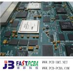 FR4 6 Layers HDI Control Eletronic Board for Food Cleaning Inspection Machine PCB Assembly