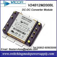 Vicor 200W 12V DC-DC Converters V24B12M200BL
