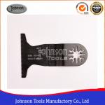 65x40mm BIM Bi Metal Multi Tool Accessories Quick Blade For Metal And Wood