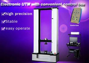 China Remote Controller Electronic Universal Testing Machine Different Control Mode on sale
