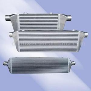 China 2-40 échangeur de chaleur de tube d'aileron de barre/système en aluminium de Transmisson d'aileron de plat et de barre on sale