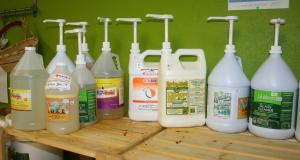 China OEM/ODM Eco Friendly Household Cleaning Products Bule-Touch household cleaner/cleanser supplier