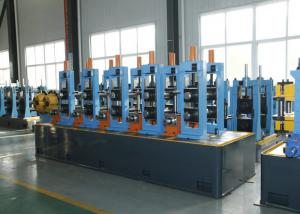 China Welding Carbon Steel ERW Pipe Mill Machine / Pipe Tube Mill Max 80m/Min Worm Gearing on sale