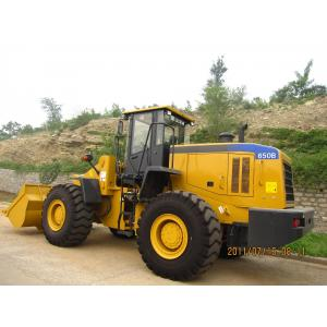 China Chinese SEM 650B 5 ton wheel loader for sale with cummins engine on sale